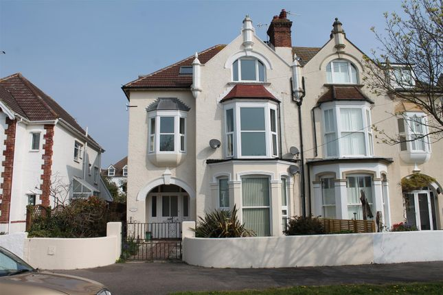 Thumbnail Flat to rent in Woodville Road, Bexhill-On-Sea