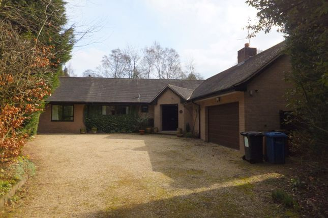 Thumbnail Detached bungalow for sale in Footherley Road, Shenstone