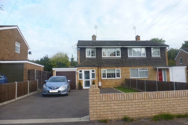 Thumbnail Semi-detached house to rent in Crown Road, Edenbridge