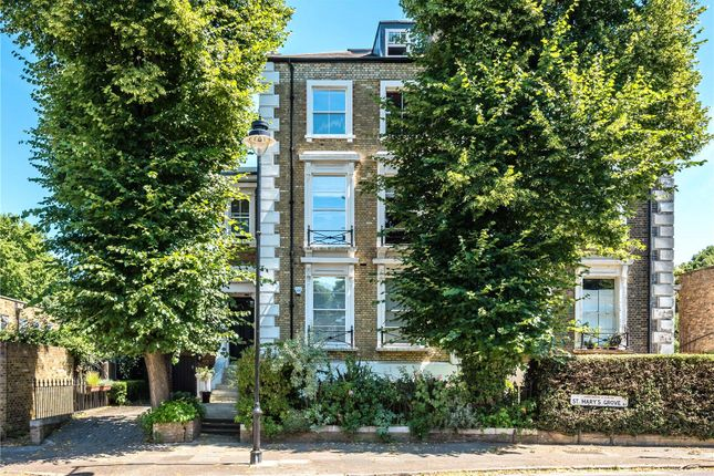 Thumbnail End terrace house for sale in St. Mary's Grove, Islington, London