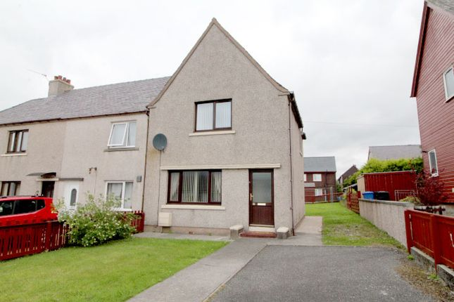Thumbnail End terrace house for sale in 28 Torquil Terrace, Isle Of Lewis