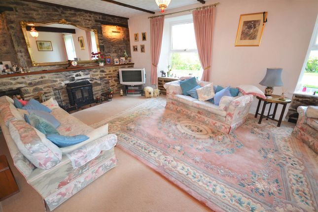 Lounge of New Mill, St. Clears, Carmarthen SA33