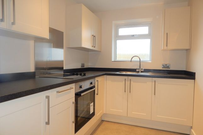 Thumbnail Flat for sale in Gainsborough Green, Abingdon
