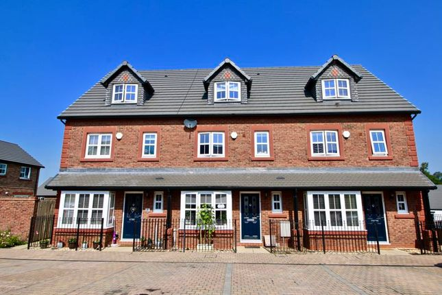 Thumbnail Terraced house for sale in Sycamore Close, Appleby-In-Westmorland