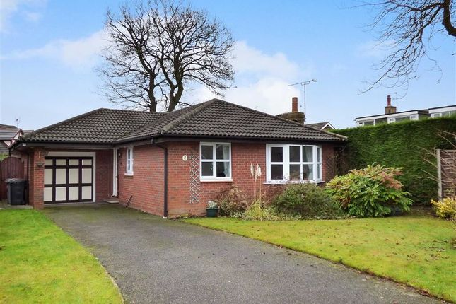 2 bed detached bungalow for sale in Sinclair Avenue, Alsager, Stoke-On-Trent