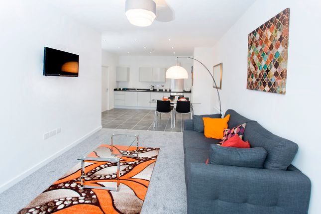 Thumbnail Flat to rent in Empre House 1 Balme Street, City Centre, Bradford