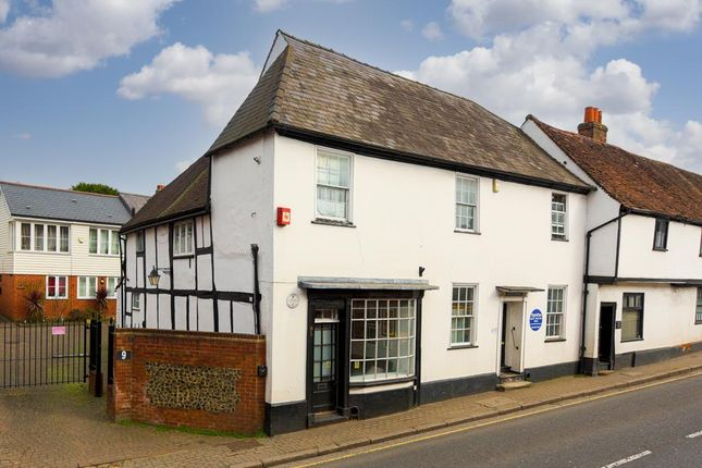 2 bed property for sale in 9 High Street, Ewell, Epsom KT17