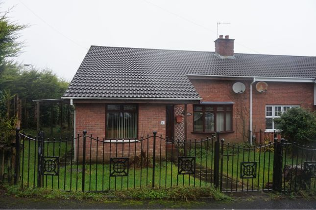 Thumbnail Semi-detached bungalow for sale in Hightown Rise, Newtownabbey