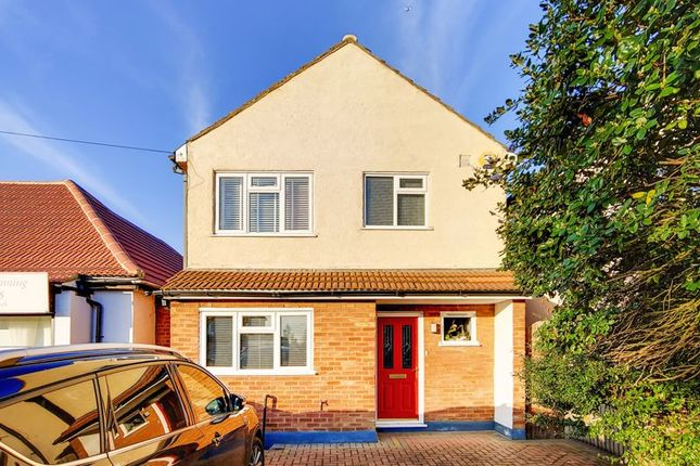 Thumbnail Detached house for sale in Upminster Road North, Rainham