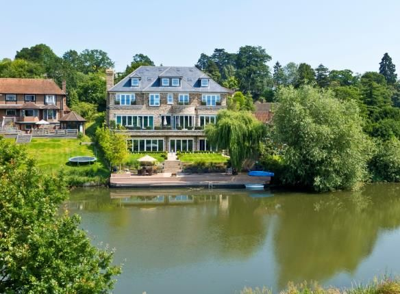 Thumbnail 7 bedroom detached house for sale in Esher, Surrey