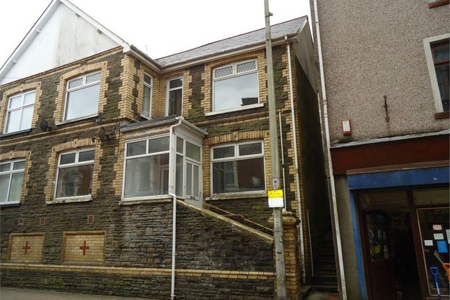 Thumbnail Flat for sale in Bethcar Street, Ebbw Vale, Blaenau Gwent