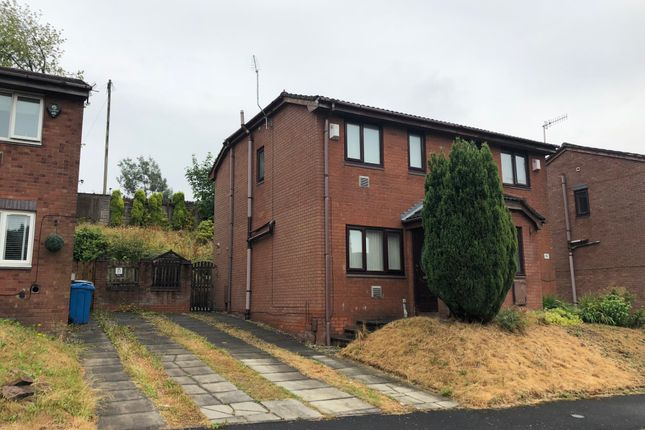Thumbnail Semi-detached house to rent in Bottomfield Close, Oldham
