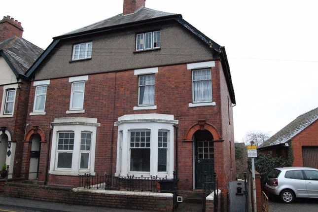 Thumbnail Semi-detached house for sale in Barton Road, Hereford