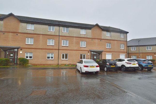 Thumbnail Flat for sale in 13 Dasher Gardens, Ardrossan