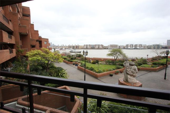 Thumbnail Flat for sale in Freetrade Wharf, 340 The Highway, Wapping