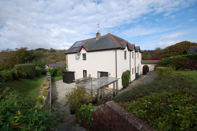 Thumbnail Detached house for sale in Scotsborough View, Tenby