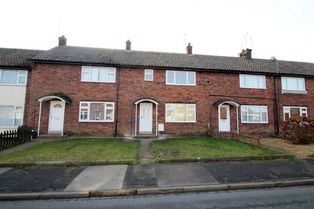 Thumbnail Terraced house to rent in Wickwane Road, Beverley