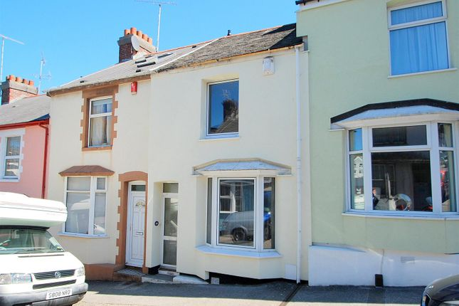 Thumbnail Terraced house to rent in Craigmore Avenue, Plymouth