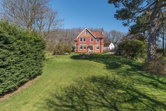 Thumbnail Detached house for sale in Gobery Hill, Wingham, Canterbury, Kent