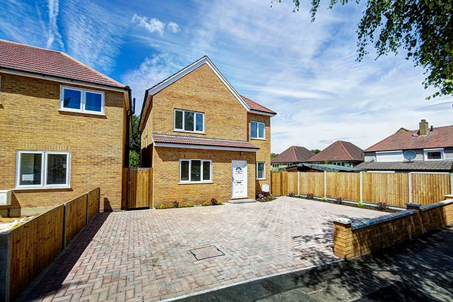 Thumbnail Detached house for sale in Highfield Road, Woodford Green