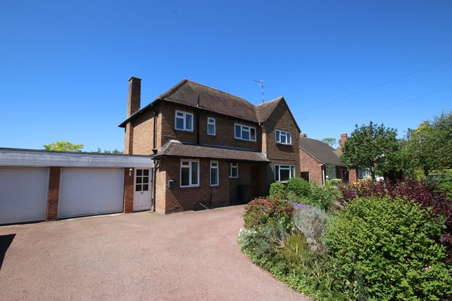 Thumbnail Detached house for sale in Victoria Road, Bidford On Avon