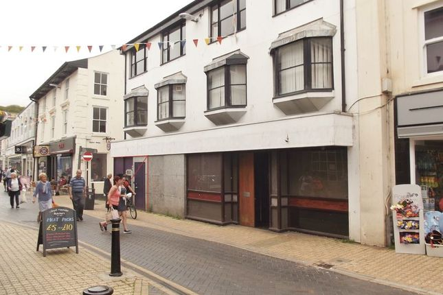Thumbnail Commercial property to let in Brixham