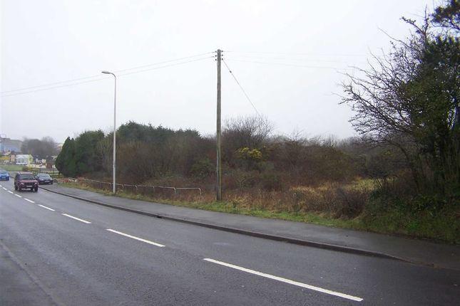 Thumbnail Land for sale in Vine Road, Johnston, Haverfordwest