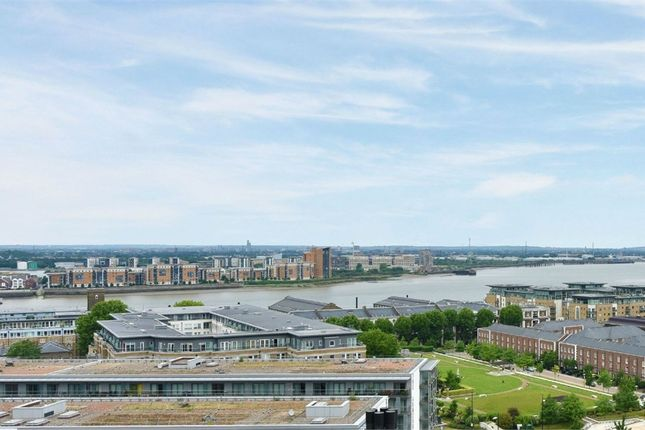 Thumbnail Flat for sale in Duncombe House, 15 Victory Parade, Royal Arsenal Riverside, London