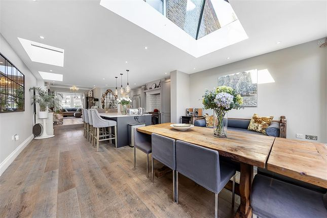 Thumbnail Terraced house to rent in Deodar Road, London