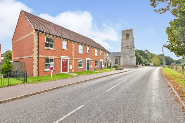 Thumbnail End terrace house for sale in Priory Terrace, Marham, King's Lynn
