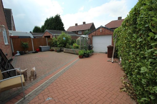 Thumbnail Bungalow for sale in Browns Green, Normanton