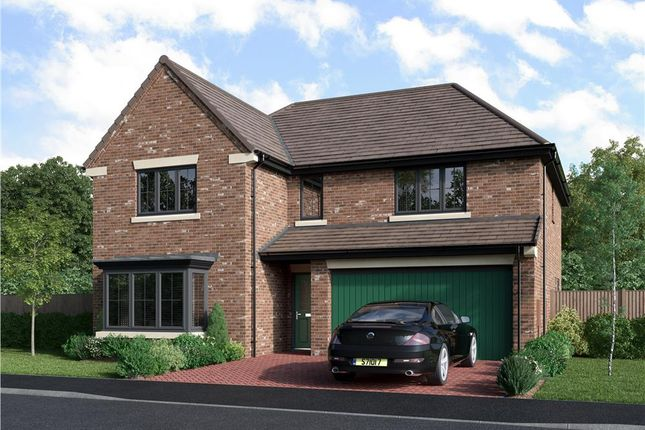 """5 bed detached house for sale in """"The Thetford"""" at Roundhill Road, Hurworth, Darlington DL2"""