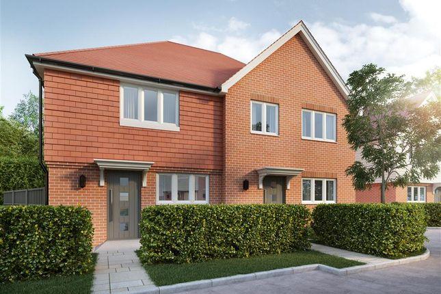 3 bed semi-detached house for sale in Old Orchard, Sandhurst, Cranbrook TN18