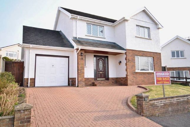 Thumbnail Property for sale in Penymorfa, Carmarthen, Carmarthenshire
