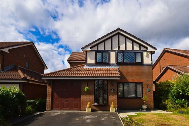 Thumbnail Detached house for sale in Fieldfare Way, Ashton-Under-Lyne