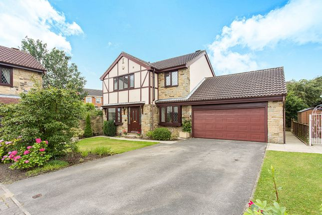 Thumbnail Detached house for sale in The Mount, Wrenthorpe, Wakefield