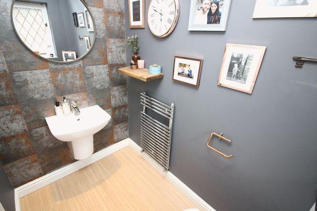 Guest WC of Brockenhurst Drive, Harwood, Bolton BL2