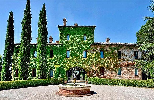 Photo of Luxury High-Tech Villa, Close To Pozzuoli, Umbria, Italy
