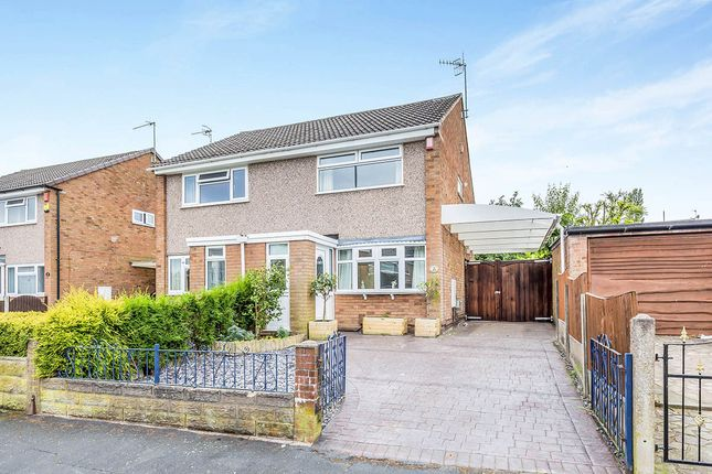 2 bed semi-detached house for sale in Catharine Road, Stoke-On-Trent