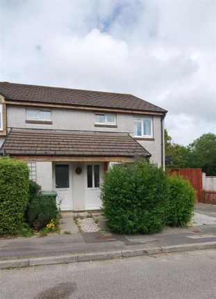 Thumbnail Flat for sale in Heabrook Parc, Heamoor, Penzance