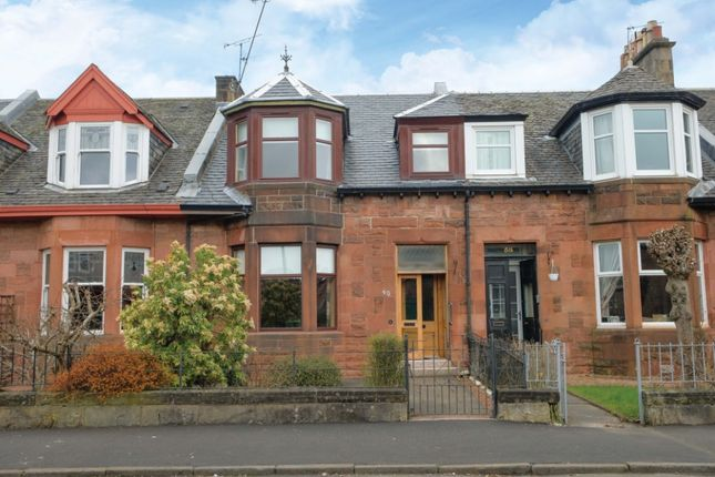 Thumbnail Terraced house for sale in Durward Avenue, Waverley Park, Glasgow