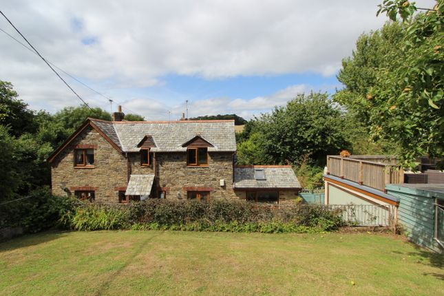 Thumbnail End terrace house for sale in St John, Torpoint, Cornwall
