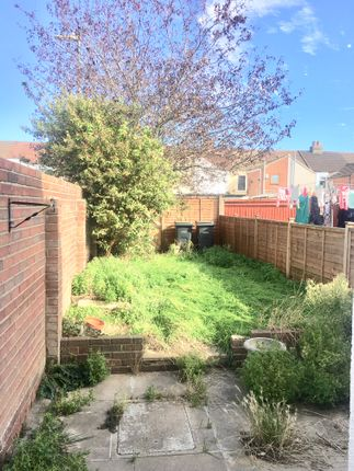 Garden of Russell Street, Gosport PO12