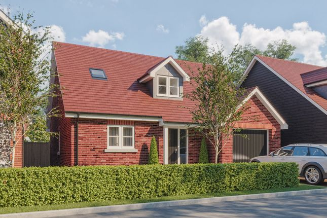 Thumbnail Detached bungalow for sale in Clay Lane, Fishbourne, Chichester