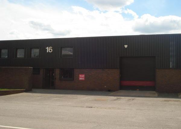 Thumbnail Industrial to let in Unit 15 Drome Road, Zone 1 North, Deeside Industrial Estate