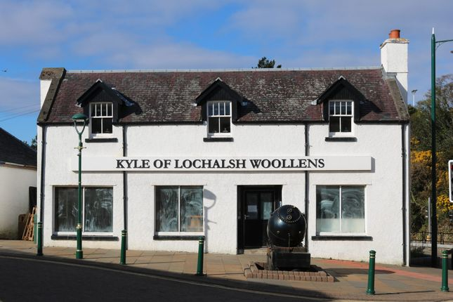Thumbnail Retail premises for sale in Station Road, Kyle