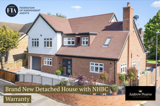 5 bed detached house for sale in Wakehams Hill, Pinner HA5