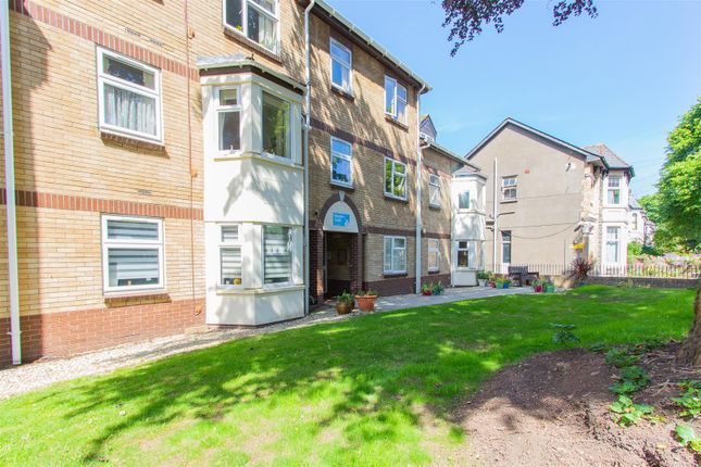 Thumbnail Flat for sale in Western Court, Conway Road, Pontcanna, Cardiff