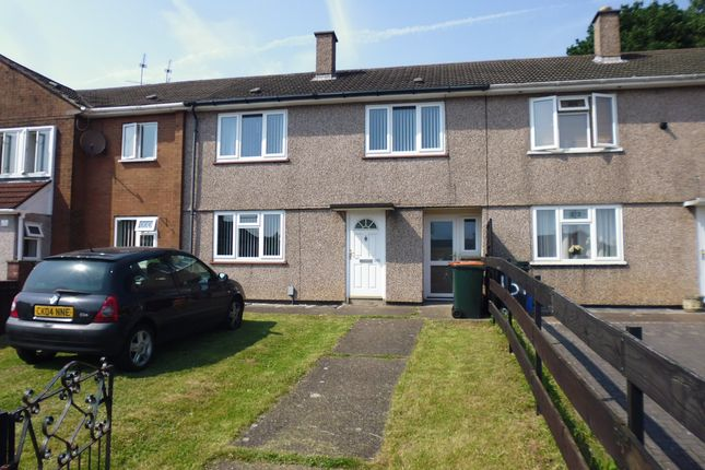 Thumbnail Terraced house to rent in Howe Circle, Newport