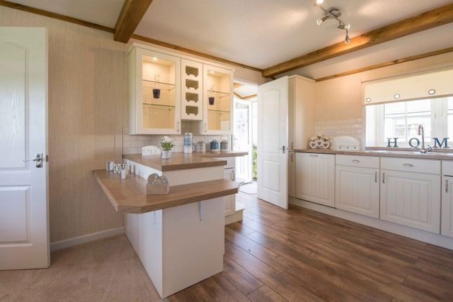 Thumbnail Mobile/park home for sale in Craigmyle Park, Kemnay, Inverurie, Aberdeenshire